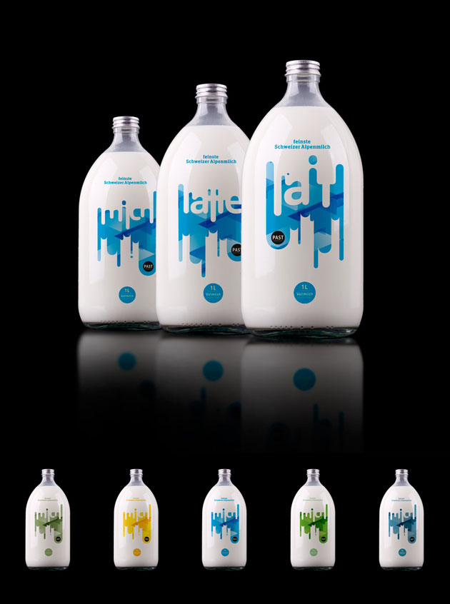 Packaging Leche, milk aka. milch lait latte by Florian Brunner