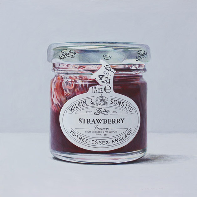 Single serve jam by Penkman