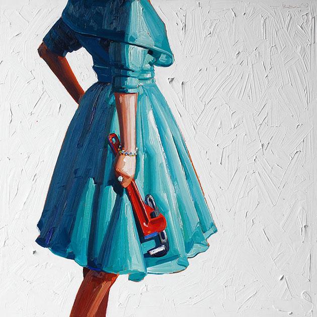 Aqua by Kelly Reemtsen