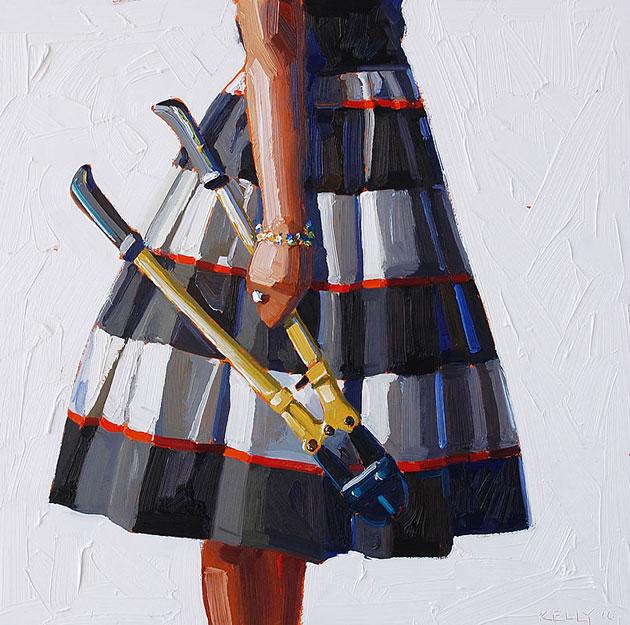 She Has It by Kelly Reemtsen