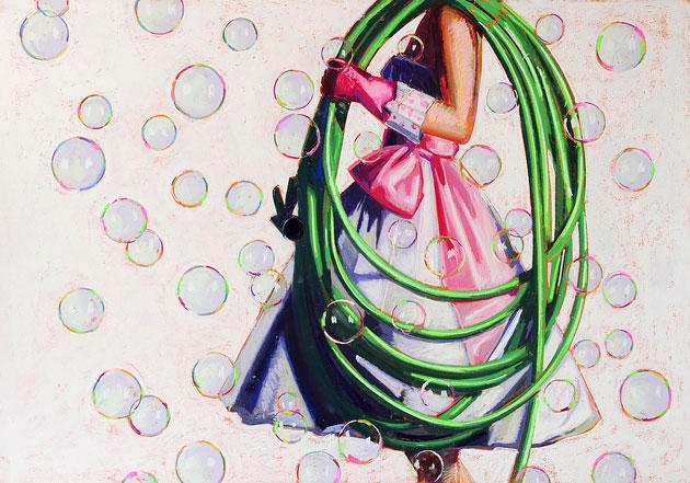 Sweet Success Study by Kelly Reemtsen