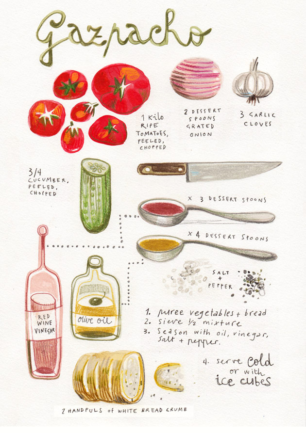 Gazpacho by Felicita Sala
