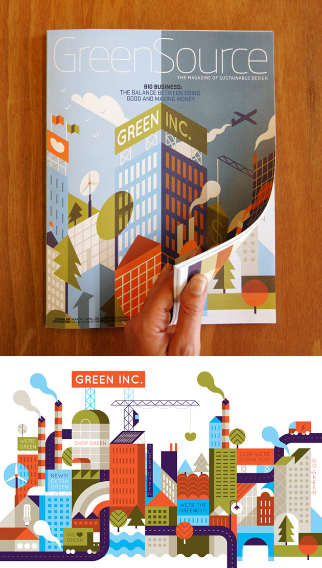 GreenSource Magazine by LouLou & Tummie