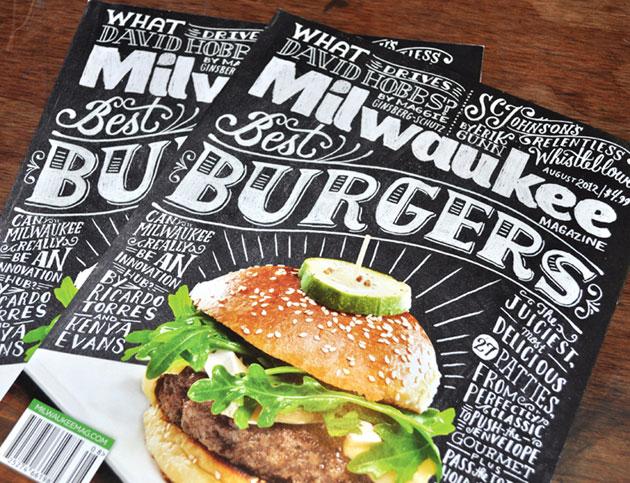 Milwaukee Cover by Mary Kate McDevitt