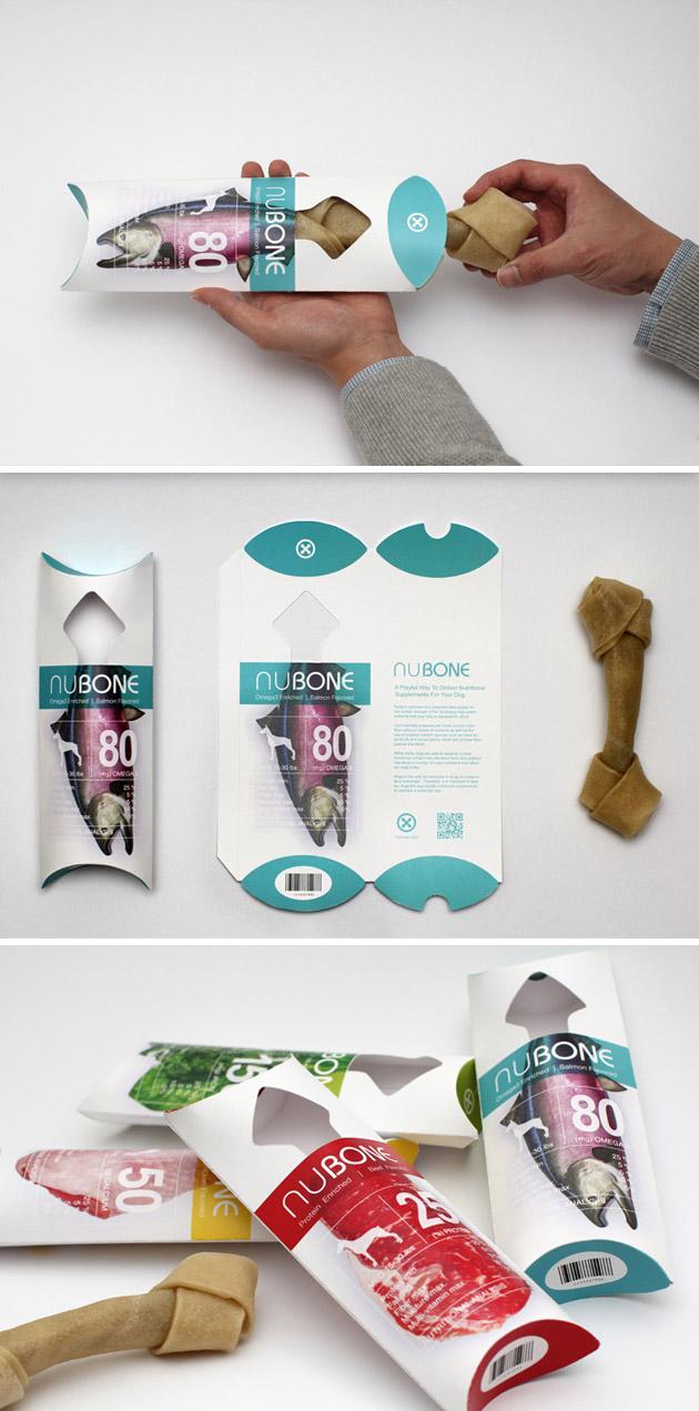 Packaging animales - pets - NuBone