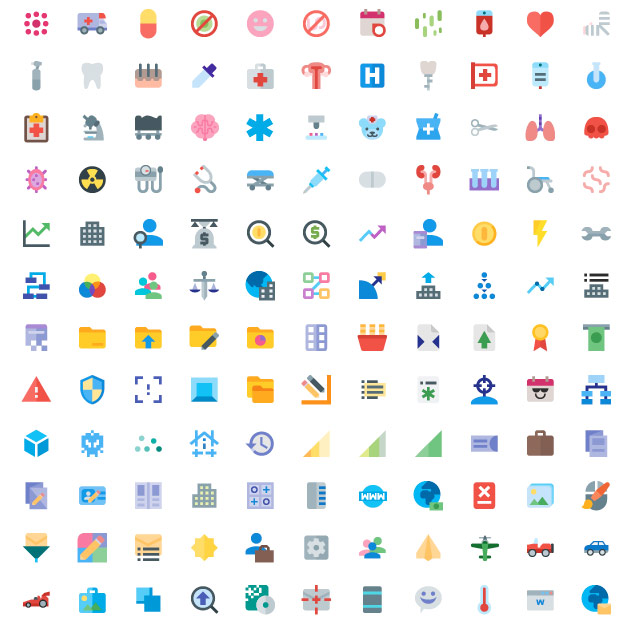 Material-Design-Icons-Bundle