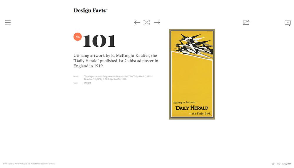 Design-Facts
