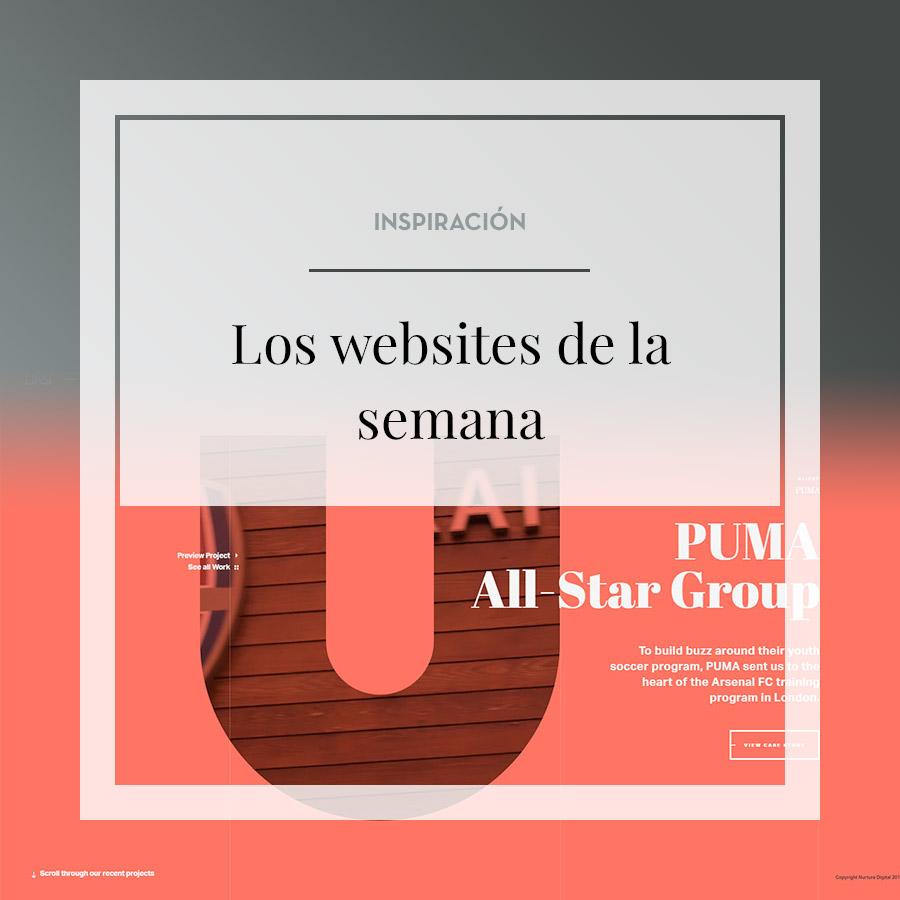 Los websites de la semana 1# 05/2016