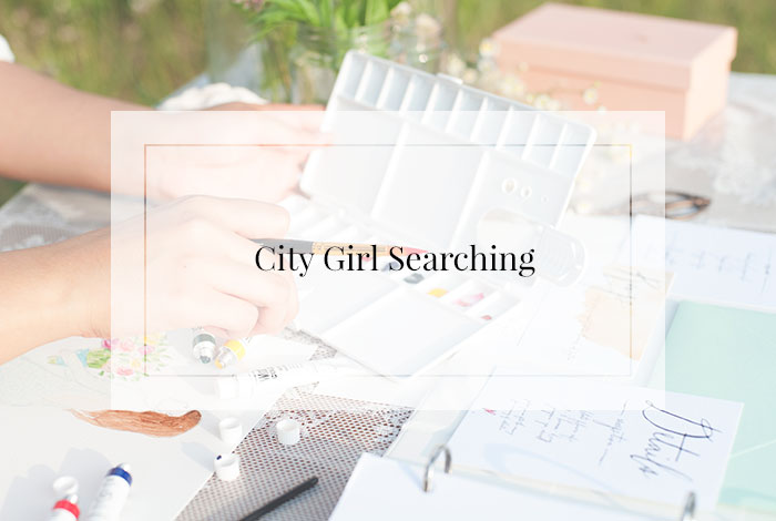 City Girl Searching