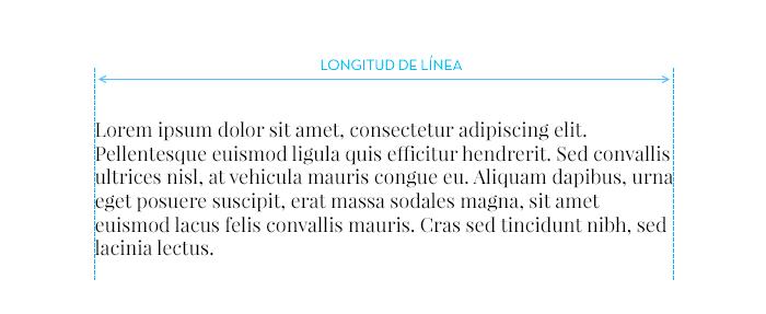 La longitud de línea