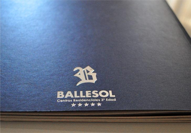 Libro Ballesol 25 aniversario